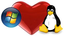windows-linux-tux