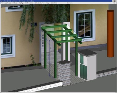 Gcad3d Dise O De Casas En 3d Dcala 39 S Blog